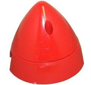 45mm Spinneri punainen