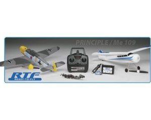 Aircore ME109/Principle setti RTF