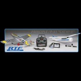 Aircore P-51/Principle setti RTF