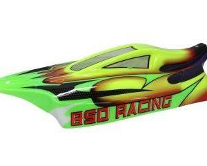 BSD 809T 1/8 Buggy kori vihreä/keltainen
