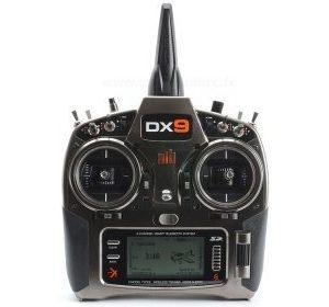 DX9 DSMX u.mott Spektrum