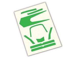 Dekaler grön Aton