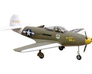 ESM P-39 Aircobra 30cc ARF