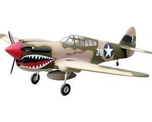 ESM P-40 Warhawk 50cc ARF