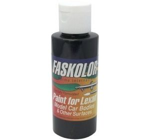 Faskolor Basic Musta