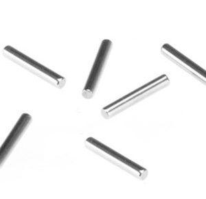 Fixed pin balance bar