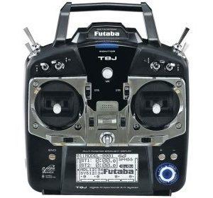 Futaba T8J S-FHSS sändare