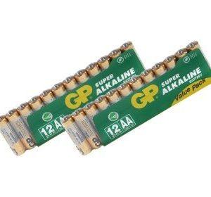 GP AA/LR06 paristo 24 kpl