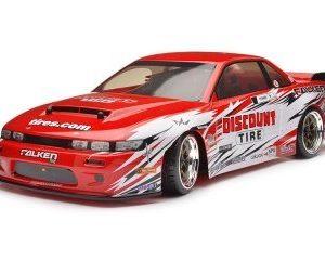 HPI Nitro RS4 3 Nissan Drift RTR