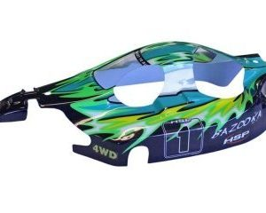HSP B-1 kori vihreä/sininen