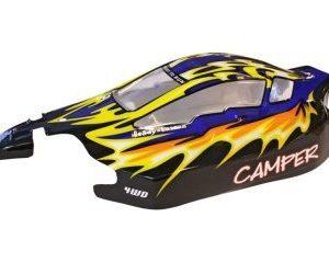 HSP Camper .18 kori keltainen/musta