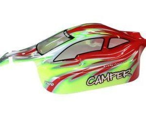 HSP Camper .21 kori punainen