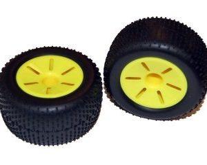 HSP Rengas keltainen 1/10 Truggy