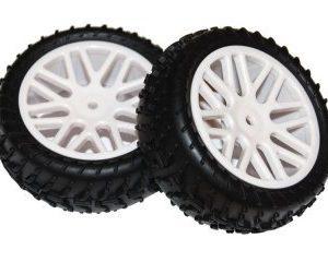 HSP Rengas valkoinen 1/10 Buggy 4WD eteen