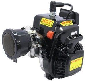 HY25 bensamoottori 25cc
