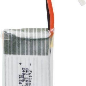 Hubsan LiPo battery 240mAh