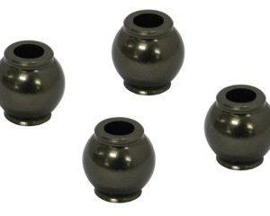 Iskunvaimentimen pallo 10mm 4 kpl 1/5 Fable HSP