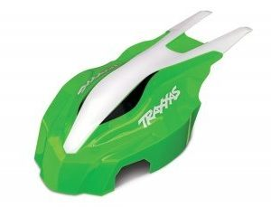 Kåpa fram grön Aton