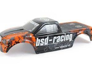 Kaross 1/10 truck orange BSD