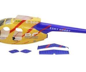 Koppa Keltainen/Sininen E-500