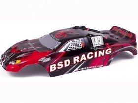 Kori BSD 502T punainen