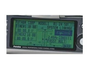 LCD-näyttö 12Z Futaba