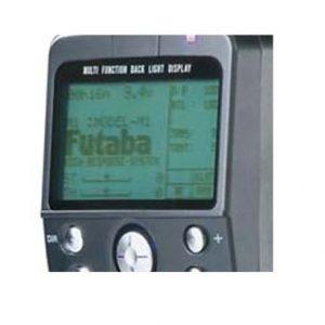 LCD-näyttö 3PK Futaba
