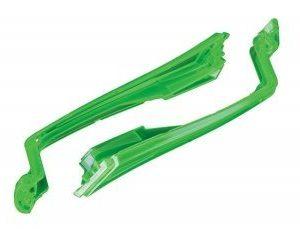 LED lins fram grön 2st Aton