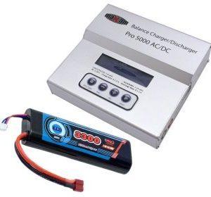 Latauspaketti Li-Po 3300 & Pro 5000