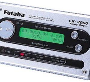 Laturi Futaba CR-2000