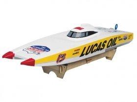 Lucas Oil 4S Catamaran RTR Aquacraf