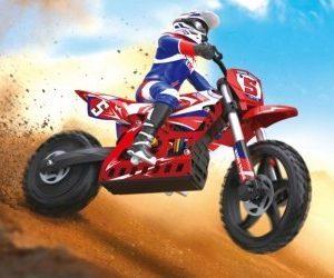 Motorcykel Super Rider SR5 RTR
