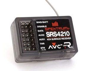 Mottagare SRS4210 DSMR AVC Spektrum