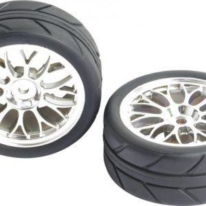 Nanda NRX-10 WA1020 Glued Tires