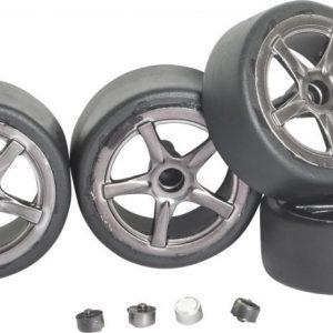 Nanda NRX-18 NA2024 Standard Tire and Wheel Set