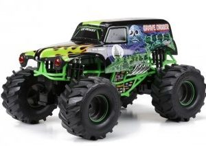 New Bright Grave Digger 1/15