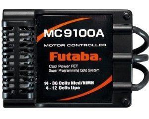 Nopeudensäädin Futaba 100A