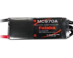 Nopeudensäädin Futaba 70A