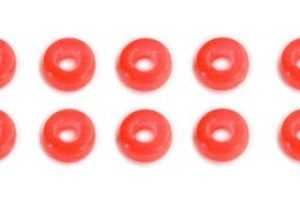 O-Rengas Punainen 75G sarja Honey Bee CP3