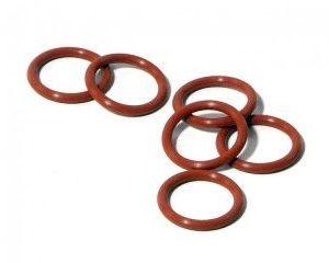 O-ringar silikon S10 6st HPI