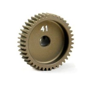 Piniongdrev Alum. 41t 64P smal