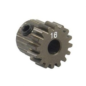 Pinjoni 16T 48P alumiini XRAY