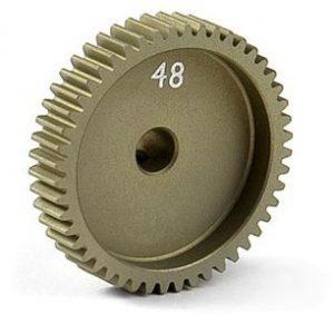 Pinjoni 48T 64P aluminum XRAY