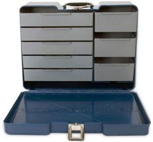 Poly-Butler Työkalulaatikko sininen