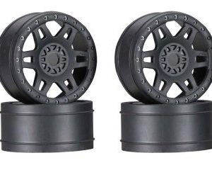 Proline Split Six V2 Vanne musta 1/8 Buggy