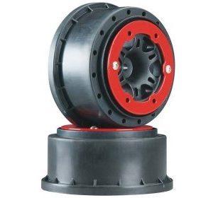Proline Split-Six Vanne punainen/musta SC 4WD