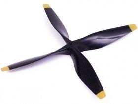 Propeller 4-bladig 100x100 UM P-51