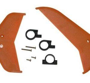 Pyrstö- ja vakaajaevä keltainen Belt-CP