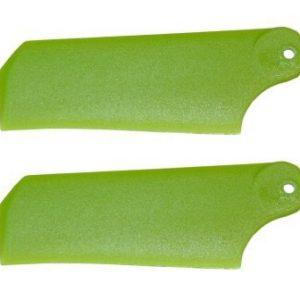 Pyrstöroottorin lapa vihreä Belt v2/CPX