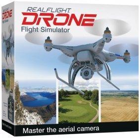 Real Flight Drone